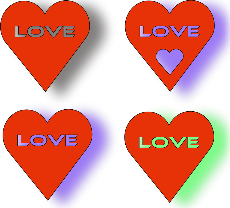 Free 4 Love Heart´s