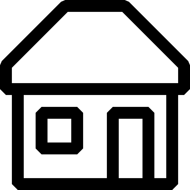 Free 16x16px-capable, black and white icons