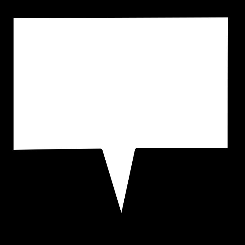 Free Callout rectangle center