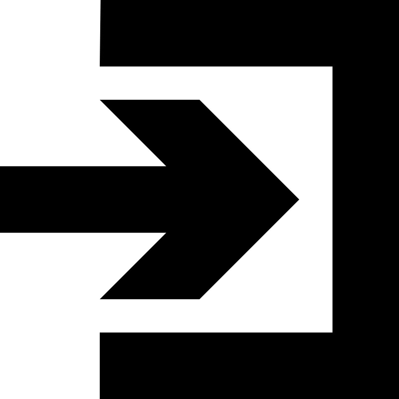 Free login mini icon