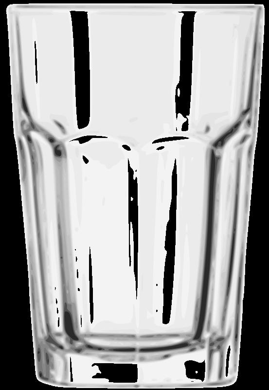 Free Clipart: Beverage Glass (Tumbler) | Willscrlt