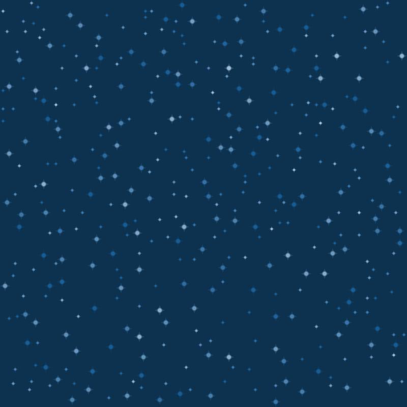 Free Stars Pattern