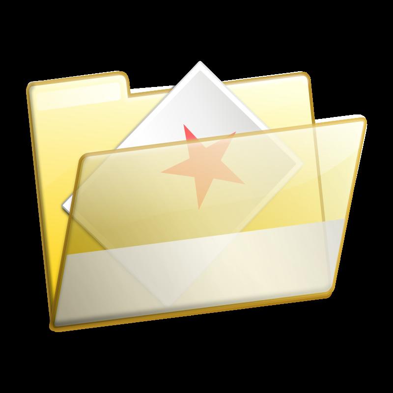 Free Simple Folder Favourites