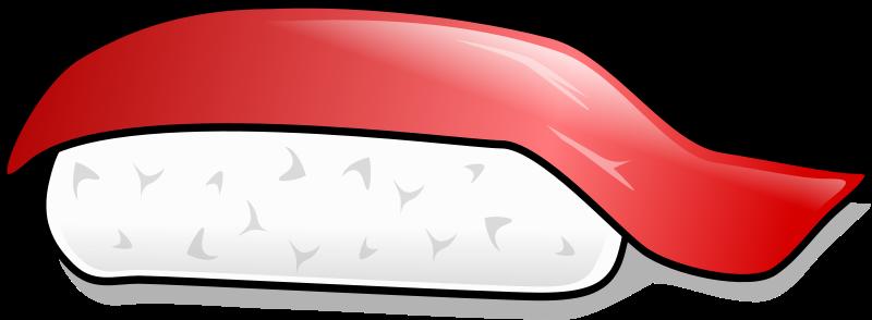 Free Maguro(sushi)