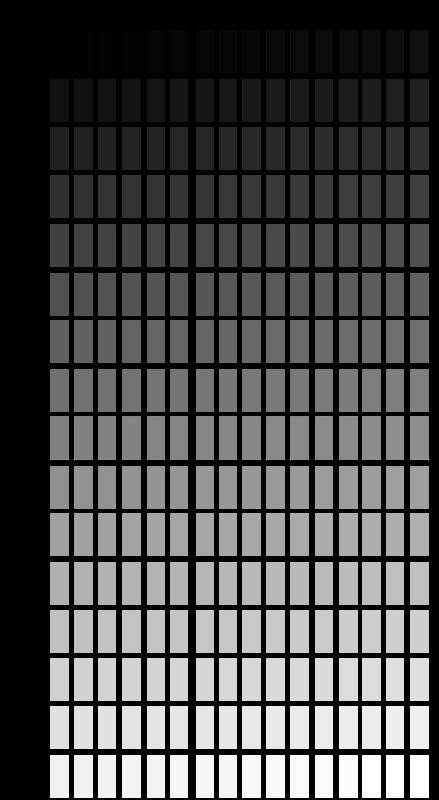 Free Shades of Gray