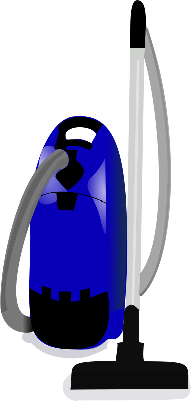 Free vacuum cleaner upright