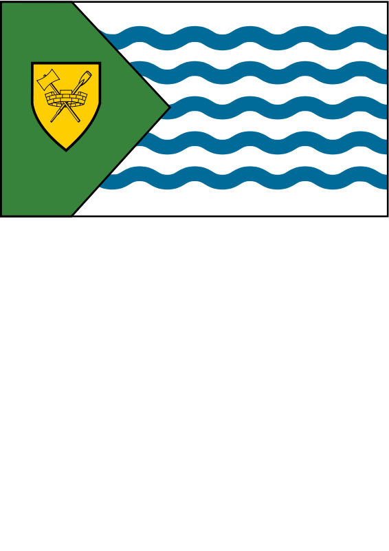 Free Flag of the city of Vancouver