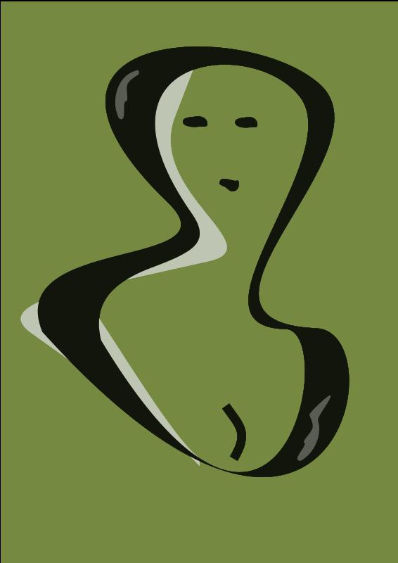Free portrait of a woman