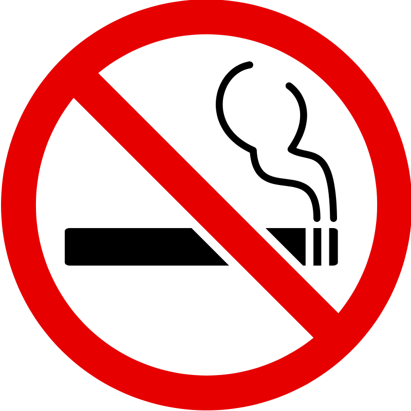 Free No-Smoking Sign