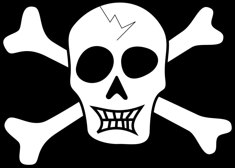 Free Pirate Skull
