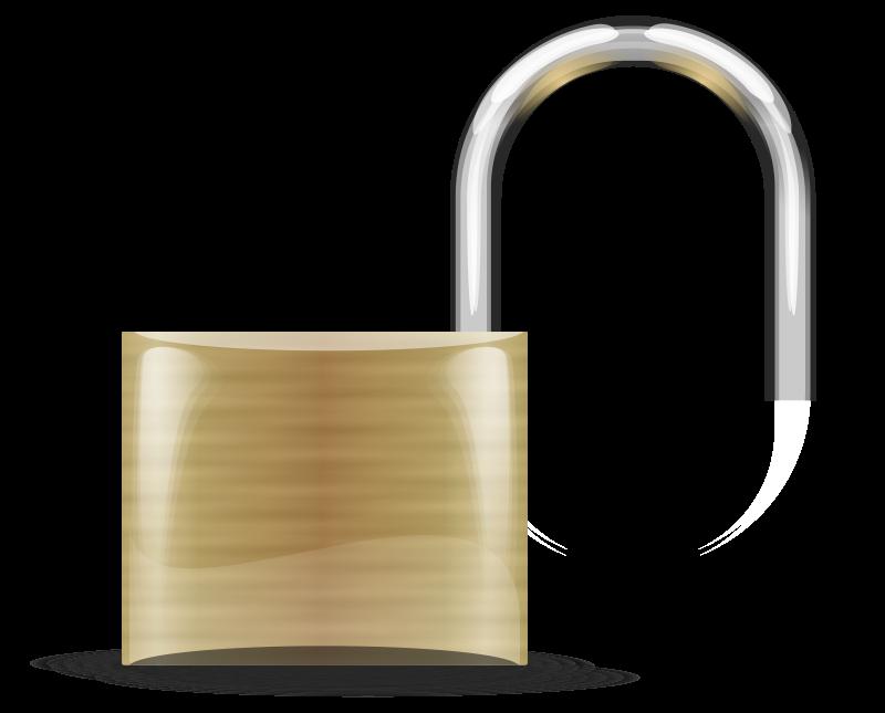 Free lock - open
