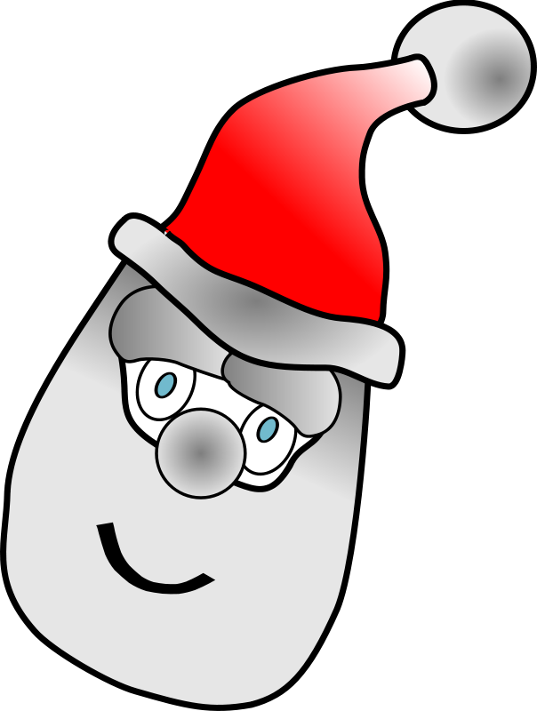Free Clipart: Father christmas | Anonymous