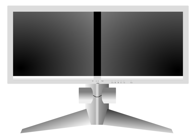 Free doublesight dual monitor