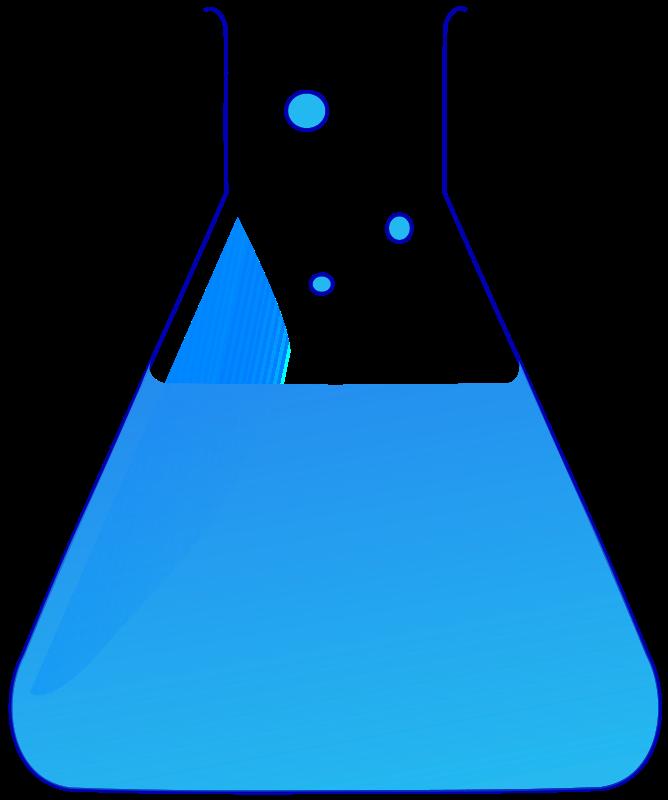 Free chemistry flask