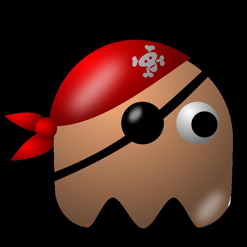 Free Game baddie: Pirate