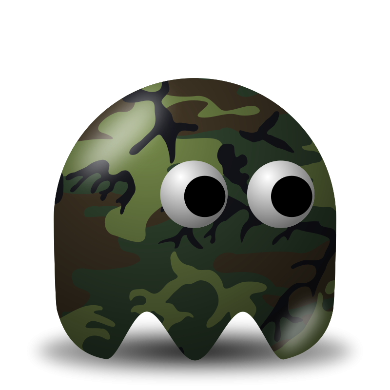 Free Game baddie: Camouflage