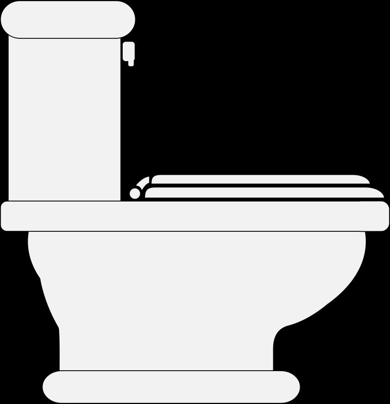 Free Toilet (Seat Closed)