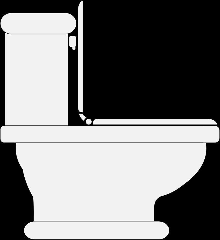 Free Toilet (Seat Open)