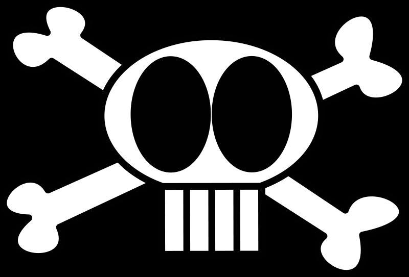 Free goofy skull