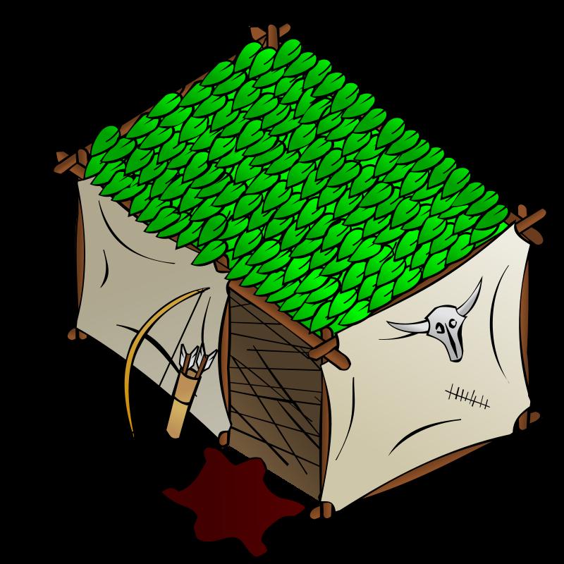 Free RPG map symbols: Hunter