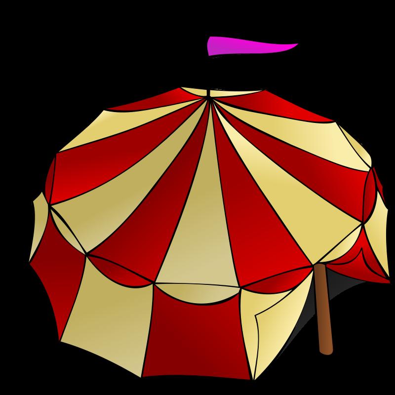 Free RPG map symbols: Circus Tent