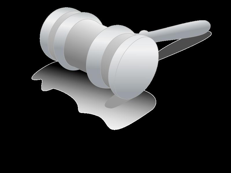 Free Judge hammer
