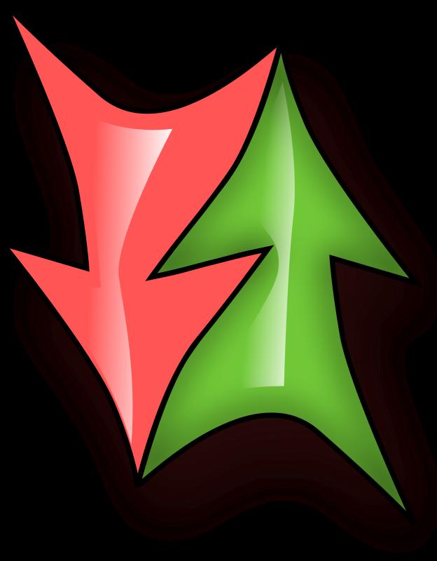 Free double arrow