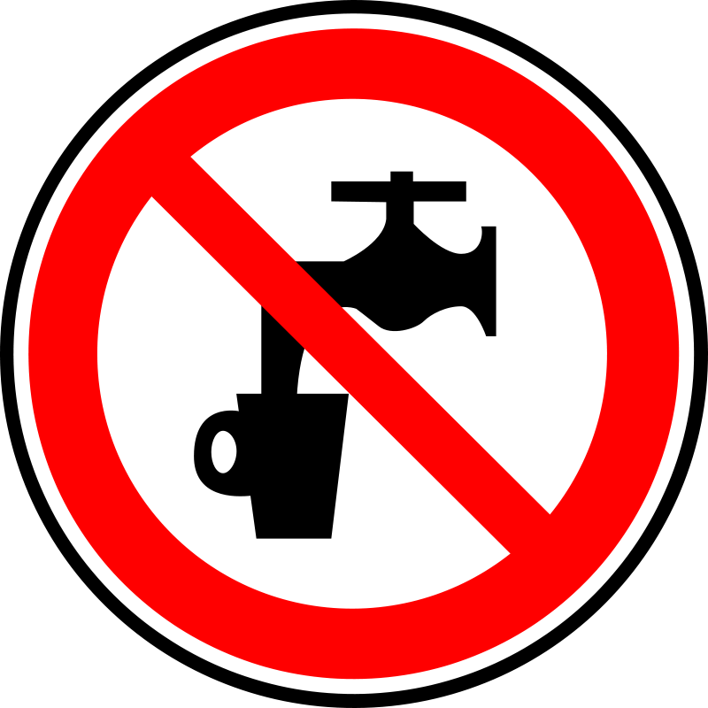Free Clipart: Prohibition-2   yves_guillou