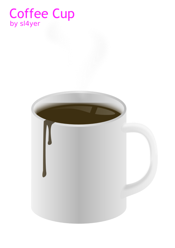 Free Clipart: Coffee Cup | sl4yerPL