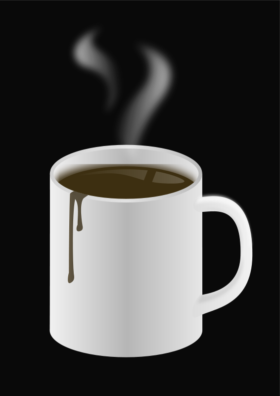 Free Clipart: Coffee Cup   sl4yerPL