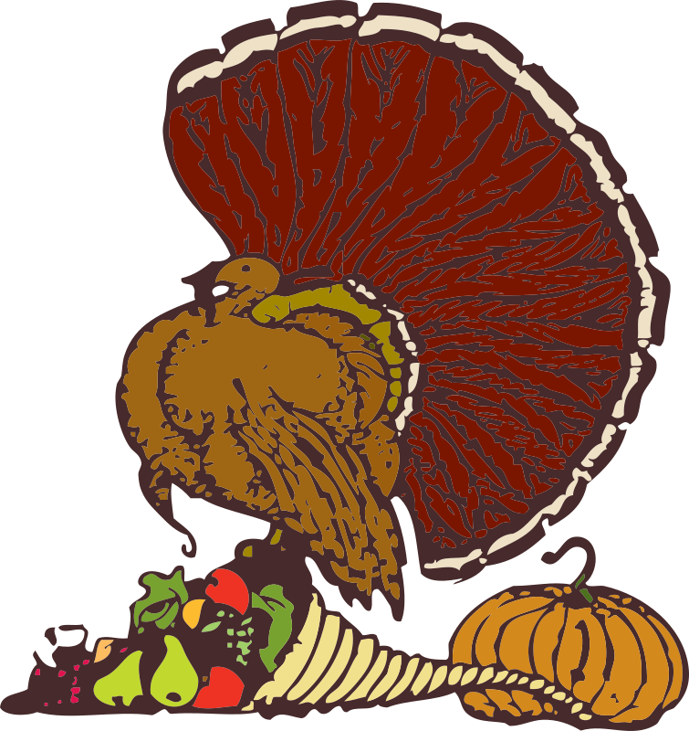 Free turkey and harvest