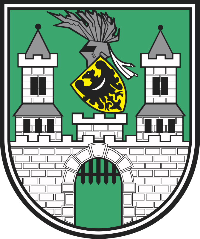 Free Zielona Gora - Coat of arms