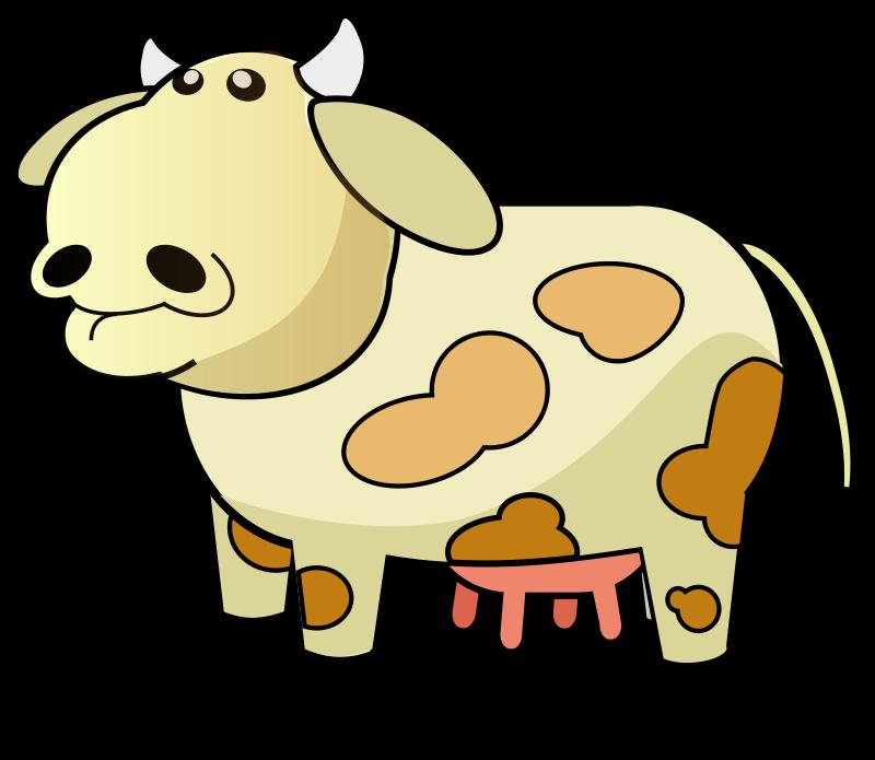 Free Colour Cow 2