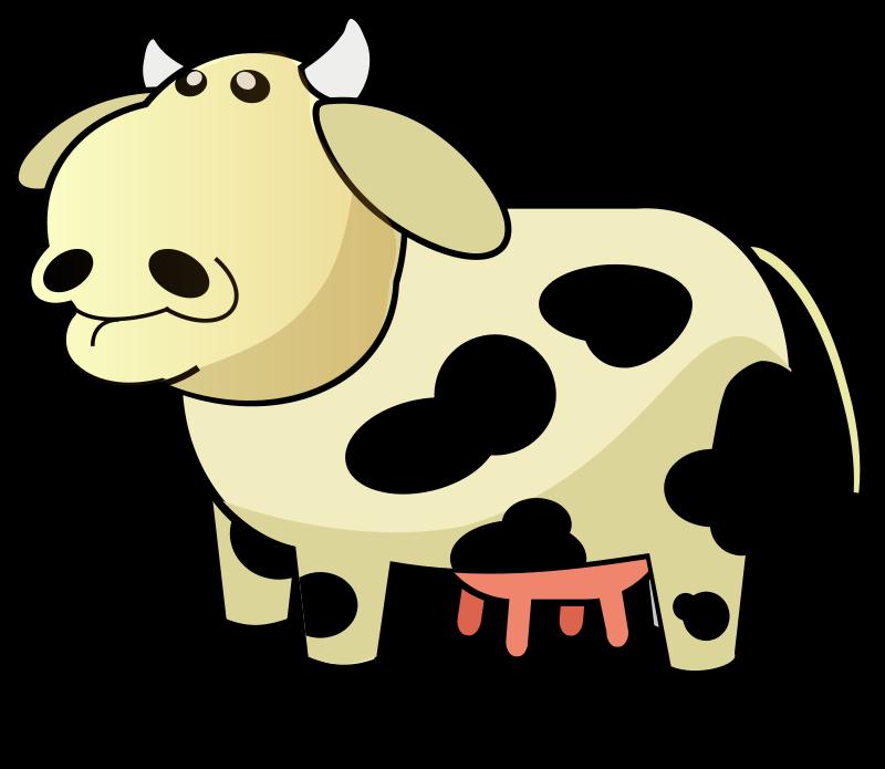 Free Colour Cow 1