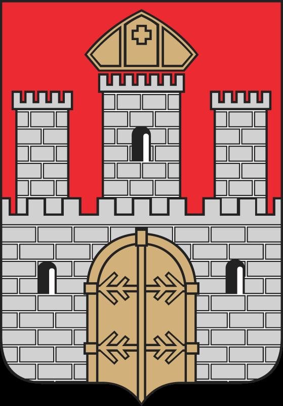 Free Wloclawek - coat of arms