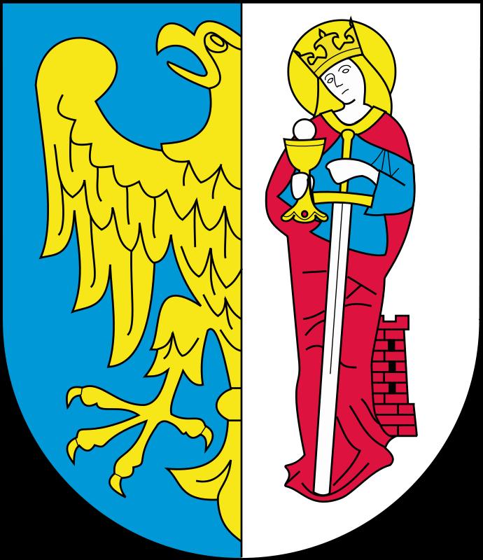 Free Ruda Slaska - coat of arms