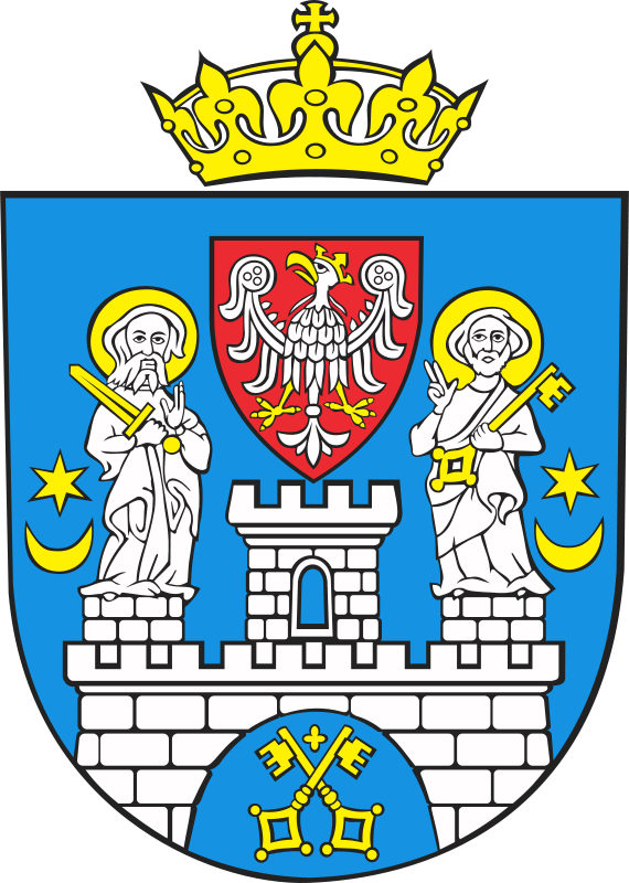 Free Poznan - coat of arms