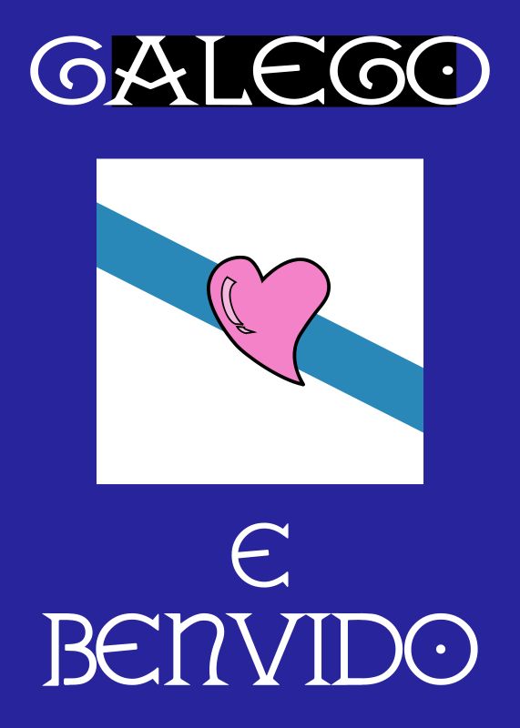 Free benvido galego