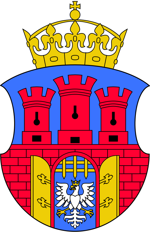 Free Krakow - coat of arms