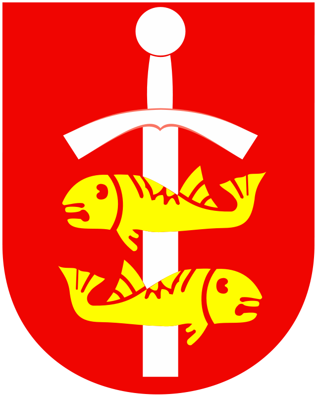 Free Gdynia - coat of arms