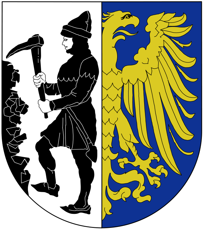 Free Bytom - coat of arms