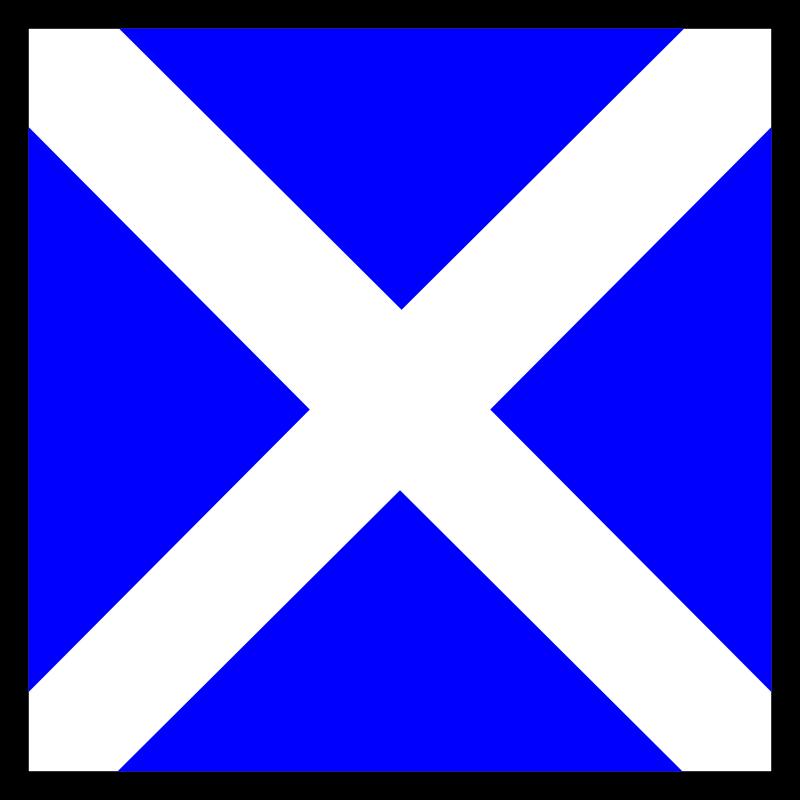 Free signal flag mike