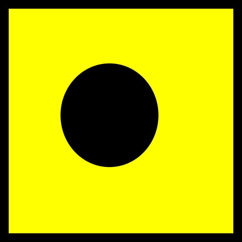 Free signal flag india