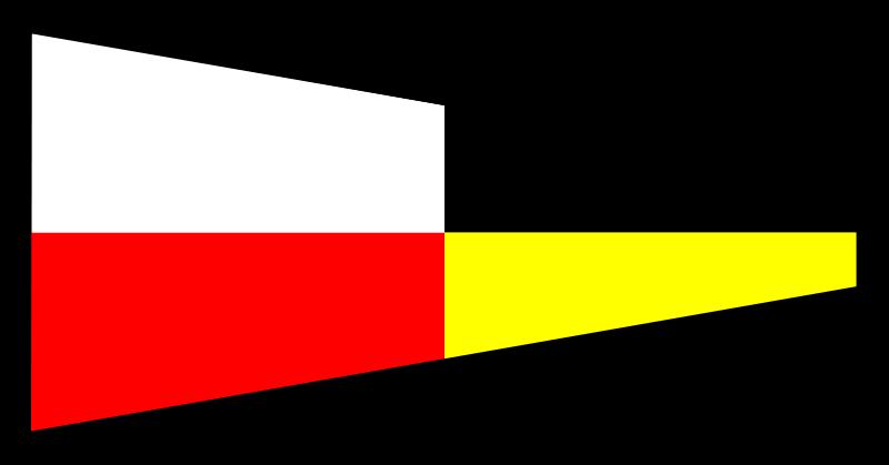 Free signal flag 9