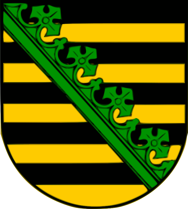 Free Saxony coat of arms