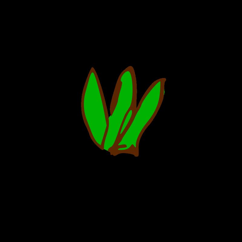 Free RPG map symbols: plant