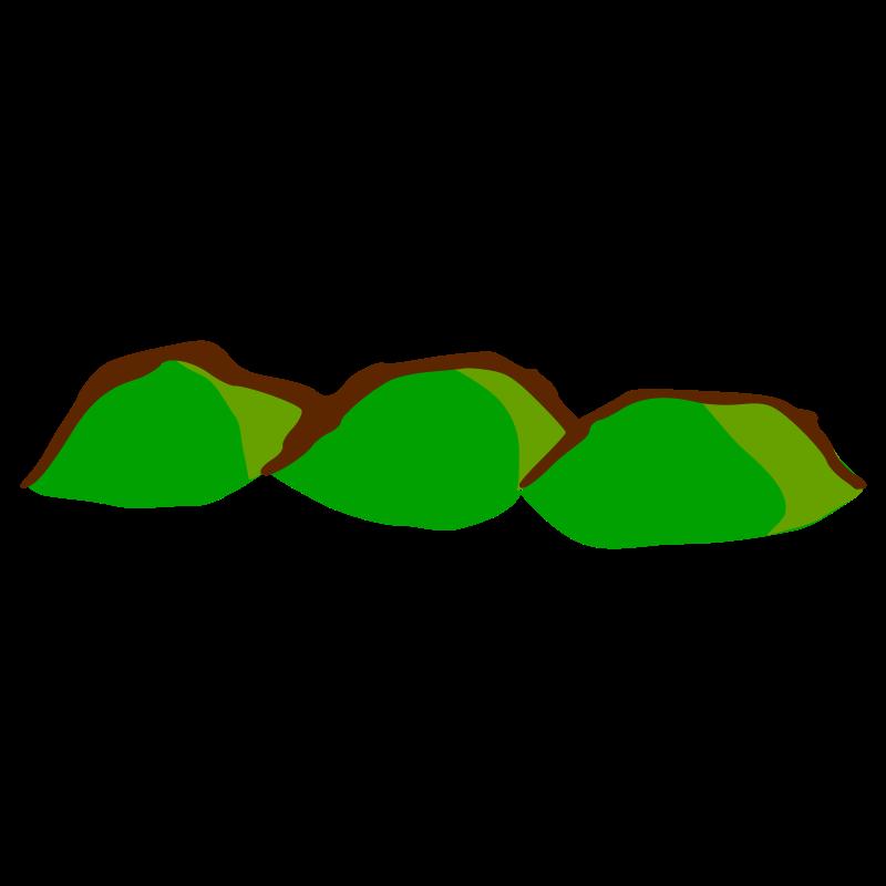 Free RPG map symbols: hills