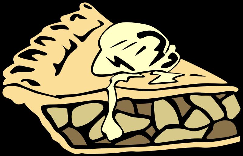 Free Clipart: Fast Food, Desserts, Pies | Gerald_G
