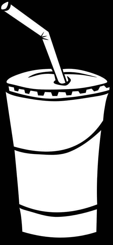 Fast Food, Drinks, Soda, Fountain