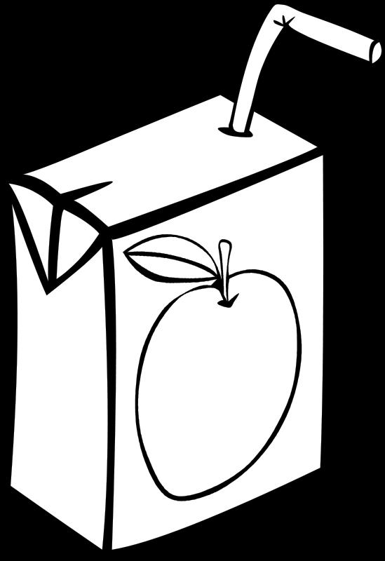 Fast Food, Drinks, Juice, Apple